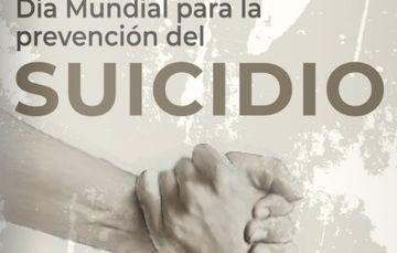 Día Mundial para la prevención del Suicidio.
