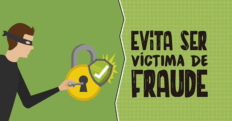 Recomendaciones para prevenir fraudes financieros.