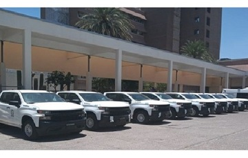 Administradores de la flota vehicular del IMSS atienden Disposiciones de Conuee