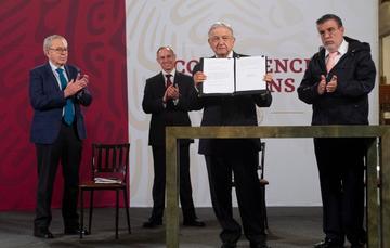 Conferencia de prensa del presidente Andrés Manuel López Obrador del 15 de septiembre de 2020