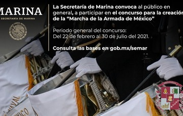 Marcha de la Armada de México