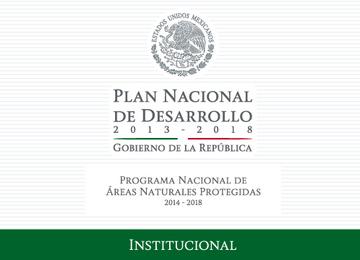 Programa Nacional de Áreas Naturales Protegidas 2014-2018
