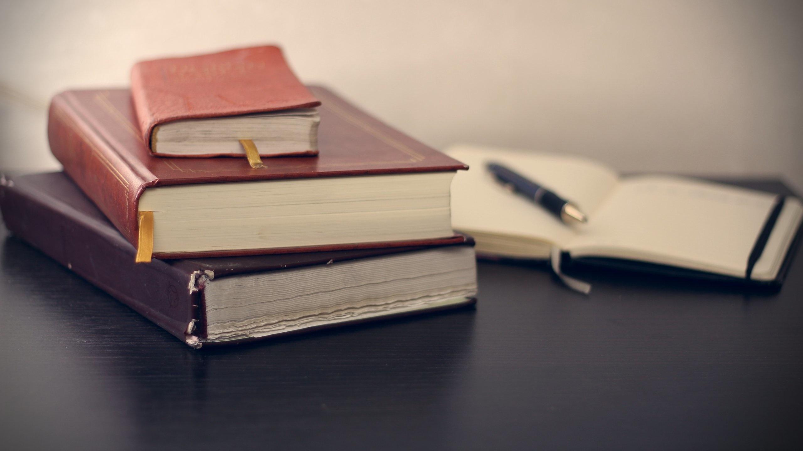 Fotografía de libros