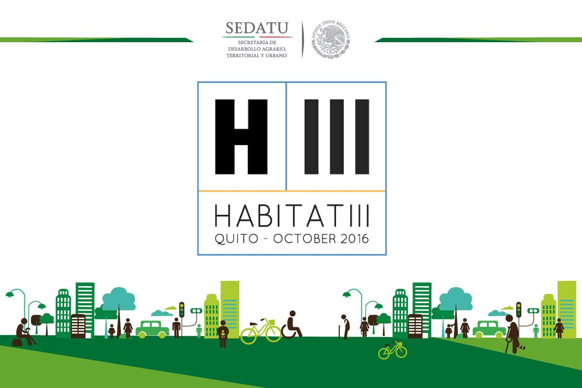 Logo de Hábitat 3.