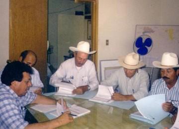 Resultados finales de los estados financieros de las ACU y SRL de los Distritos de Riego.