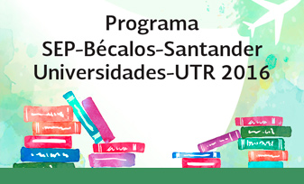 Beca de Movilidad Internacional Estudiantil
