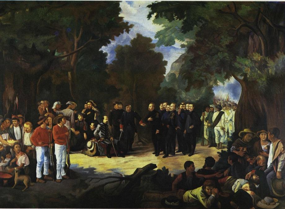 11 de abril de 1865, batalla de Tacámbaro. | Secretaría de la ...