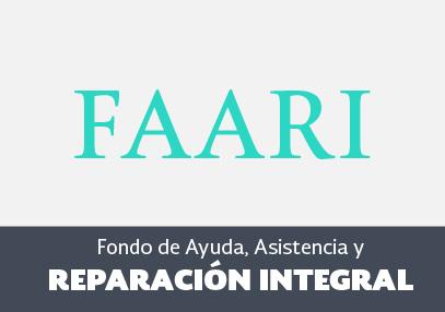 Consulta la información que el FAARI pone a tu disposición.