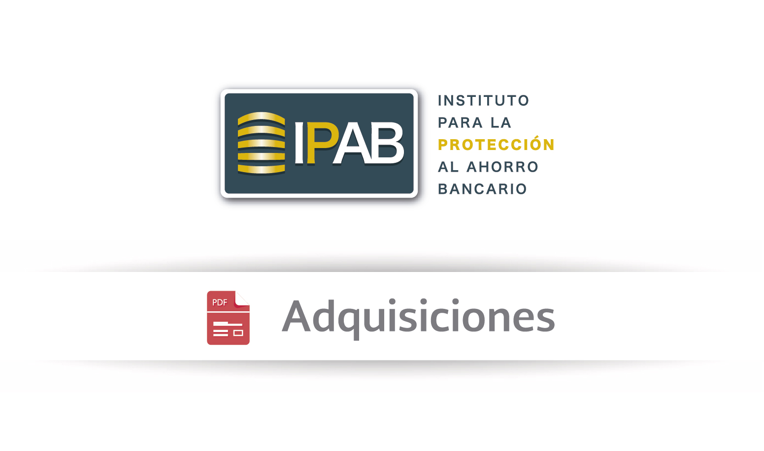 Programa Anual de Adquisiciones, Arrendamientos y Servicios