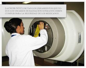 Normas Oficiales Mexicanas en Materia Nuclear | Comisión