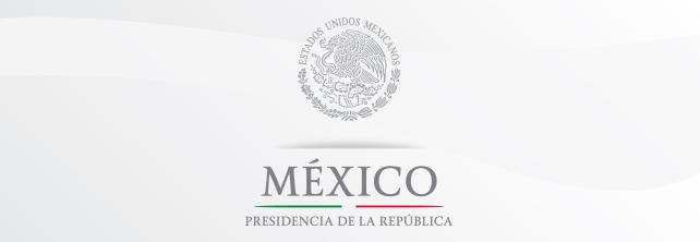 Escudo de la Presidencia de la República.