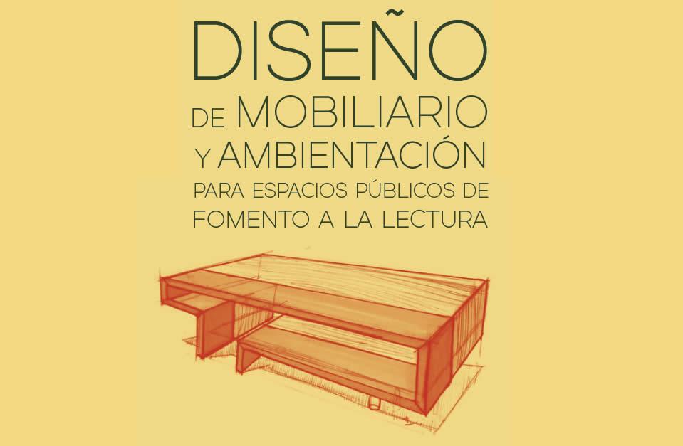 Convocatoria dise o de mobiliario y ambientaci n para for Programas de diseno de espacios
