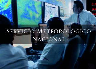 servicio meteorol gico nacional comisi n nacional del