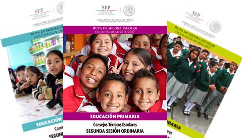 Guías de Consejo Técnico Escolar - Segunda Sesión Ordinaria