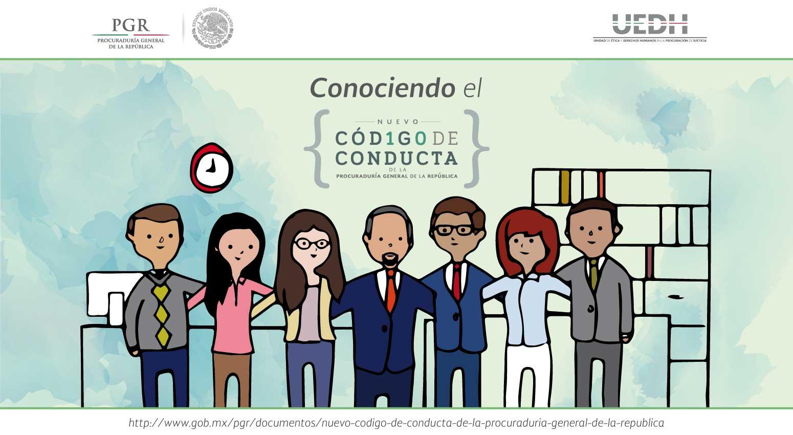 Conociendo el Código de Conducta