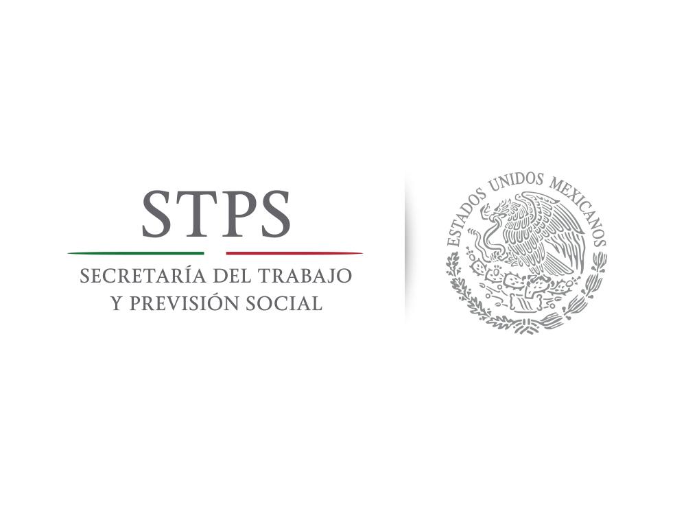 Logo de la STPS
