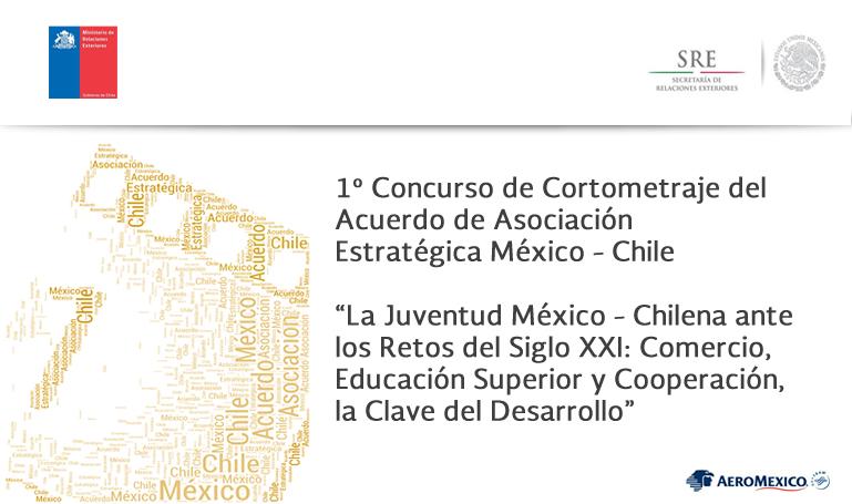 1º Concurso de Cortometraje del Acuerdo de Asociaciones Estratégicas México-Chile