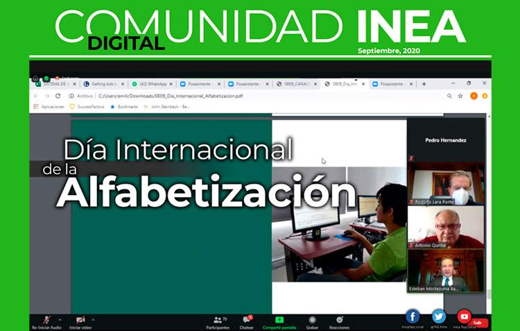 Revista comunidad INEA - Nuestra labor educativa debe transformar vidas