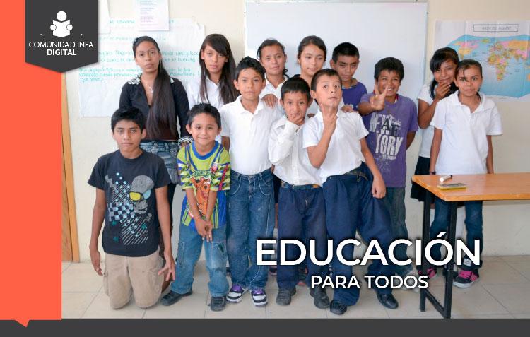 Imagen de la Revista Comunidad INEA MIB para nuestras comunidades