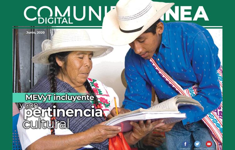 Revista comunidad INEA - MEVyT incluyente y con pertinencia cultural