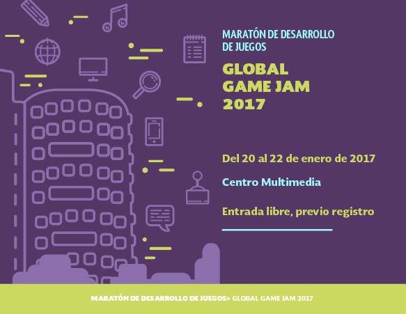 Global Game Jam en el Centro Nacional de las Artes
