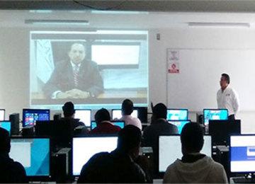 Empleo de materiales audiovisuales e informáticos en aula.