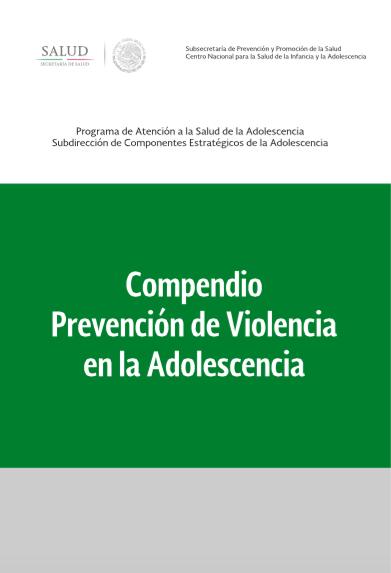 Compendio Prevención de Violencia en la Adolescencia