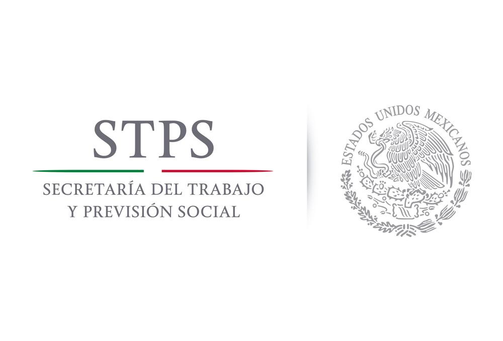 Logotipo de la STPS