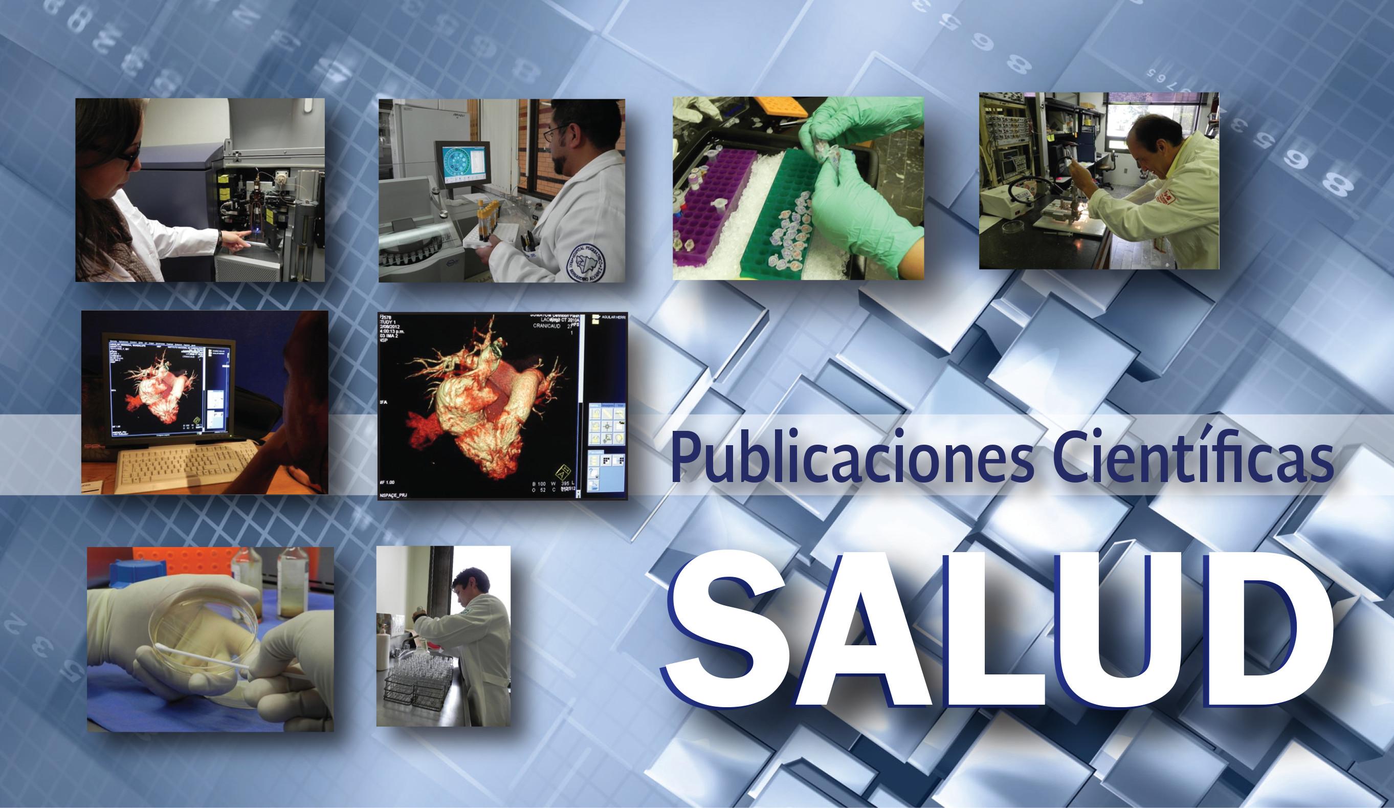Publicaciones Científicas del Observatorio Institucional de Investigación para la Salud