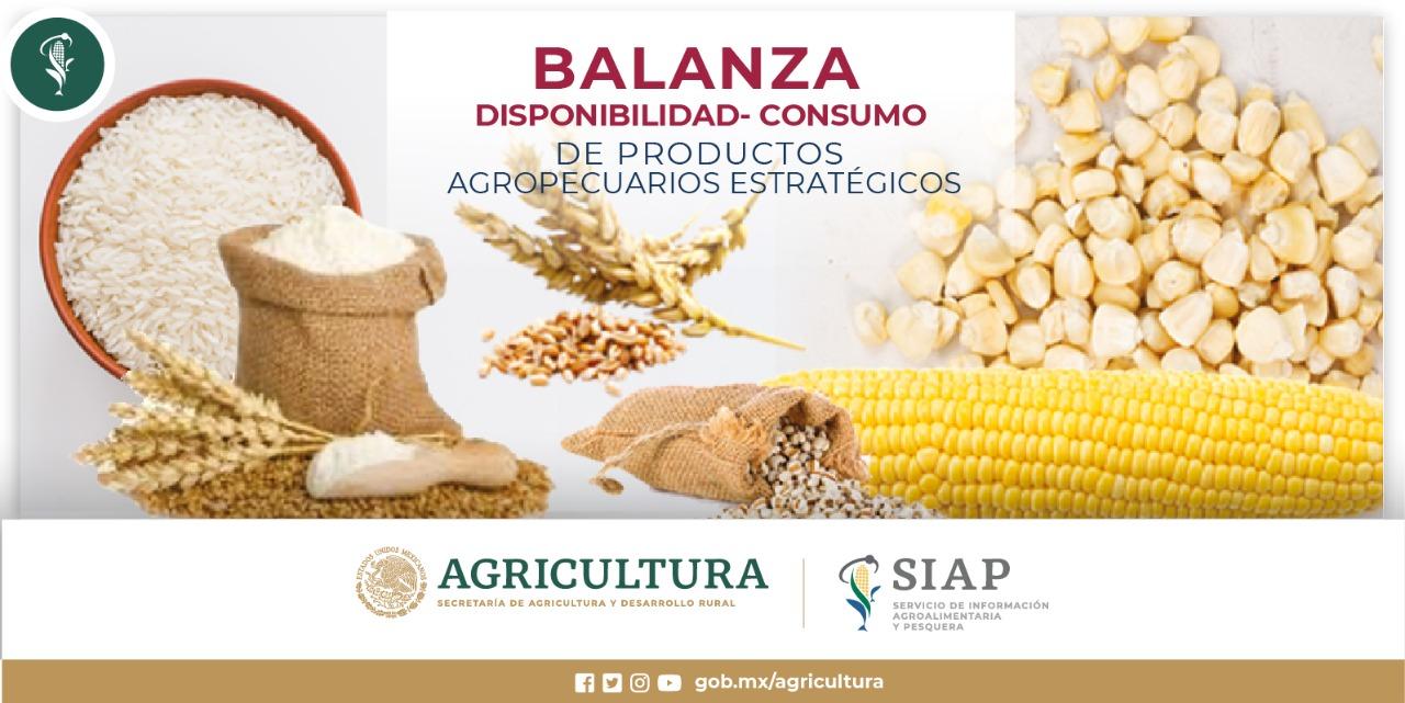 Información sobre oferta y demanda de 13 productos estratégicos del sector primario.