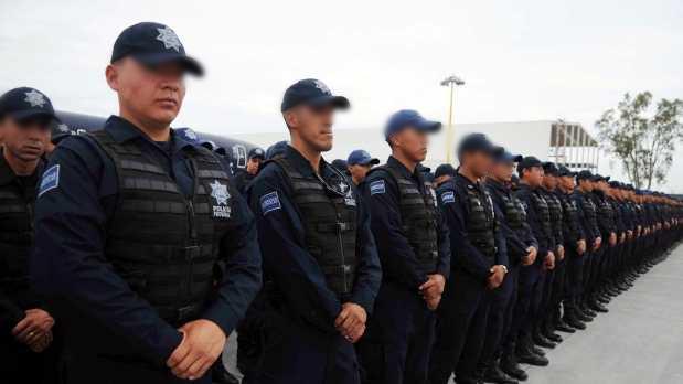 Convocatoria de ingreso al servicio de protecci n federal for Portal de servicios internos policia