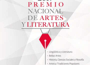 Premio Nacional de Artes y Literatura 2017
