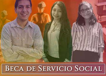 Beca de servicio social