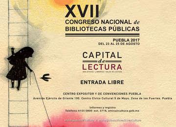 XVII Congreso Nacional de Bibliotecas Públicas