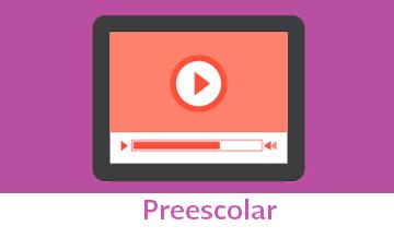 Audiovisuales de difusión Preescolar