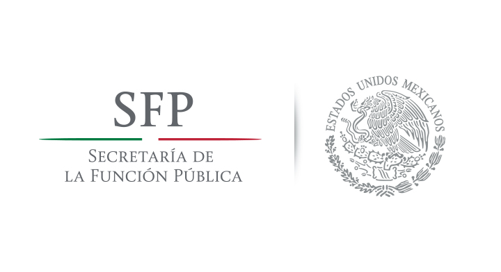 Image result for secretaria funcion publica logo 2017