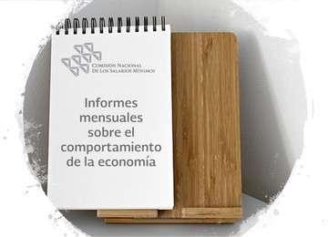 Portada Informe Mensual de la Dirección Técnica