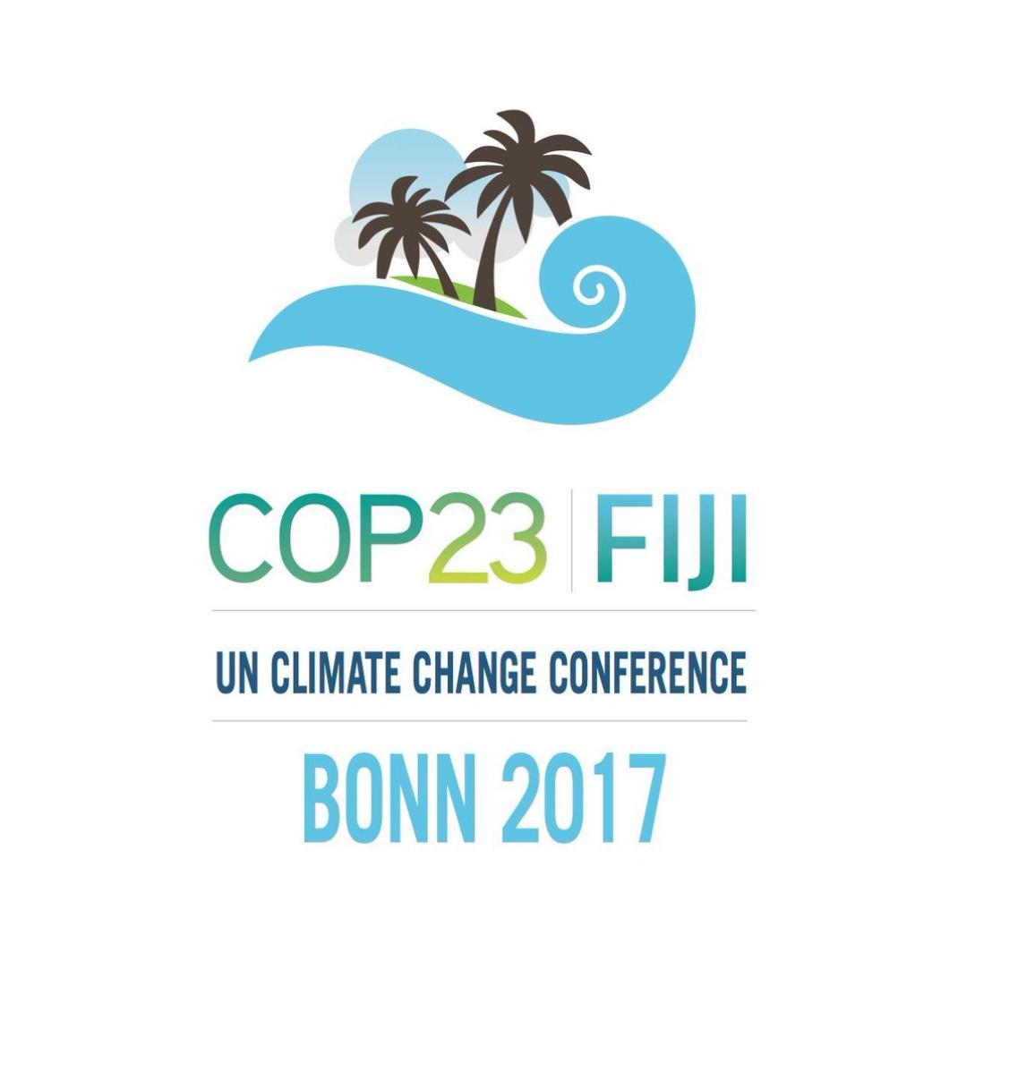 COP23 en Bonn, Alemania, noviembre, 2017