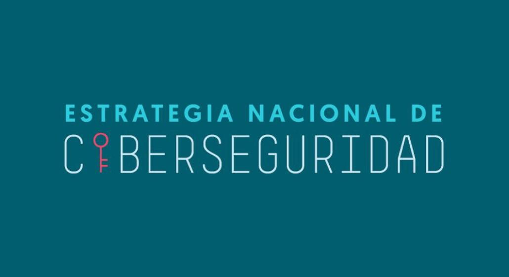 Identidad gráfica de la Estrategia Nacional de Ciberseguridad