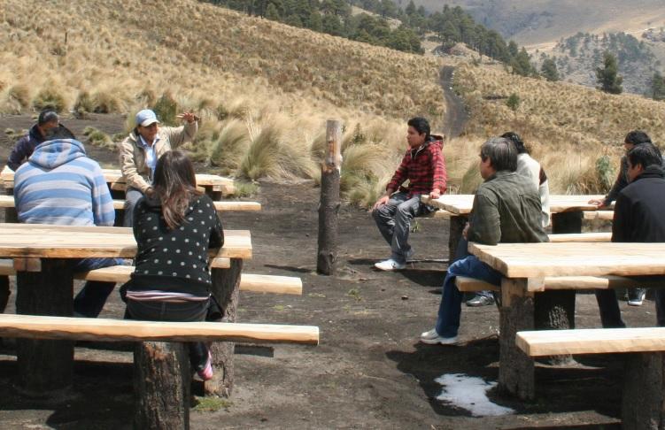 Estrategia de Educación Ambiental para las Áreas Naturales Protegidas de la Región Centro y Eje Neovolcánico
