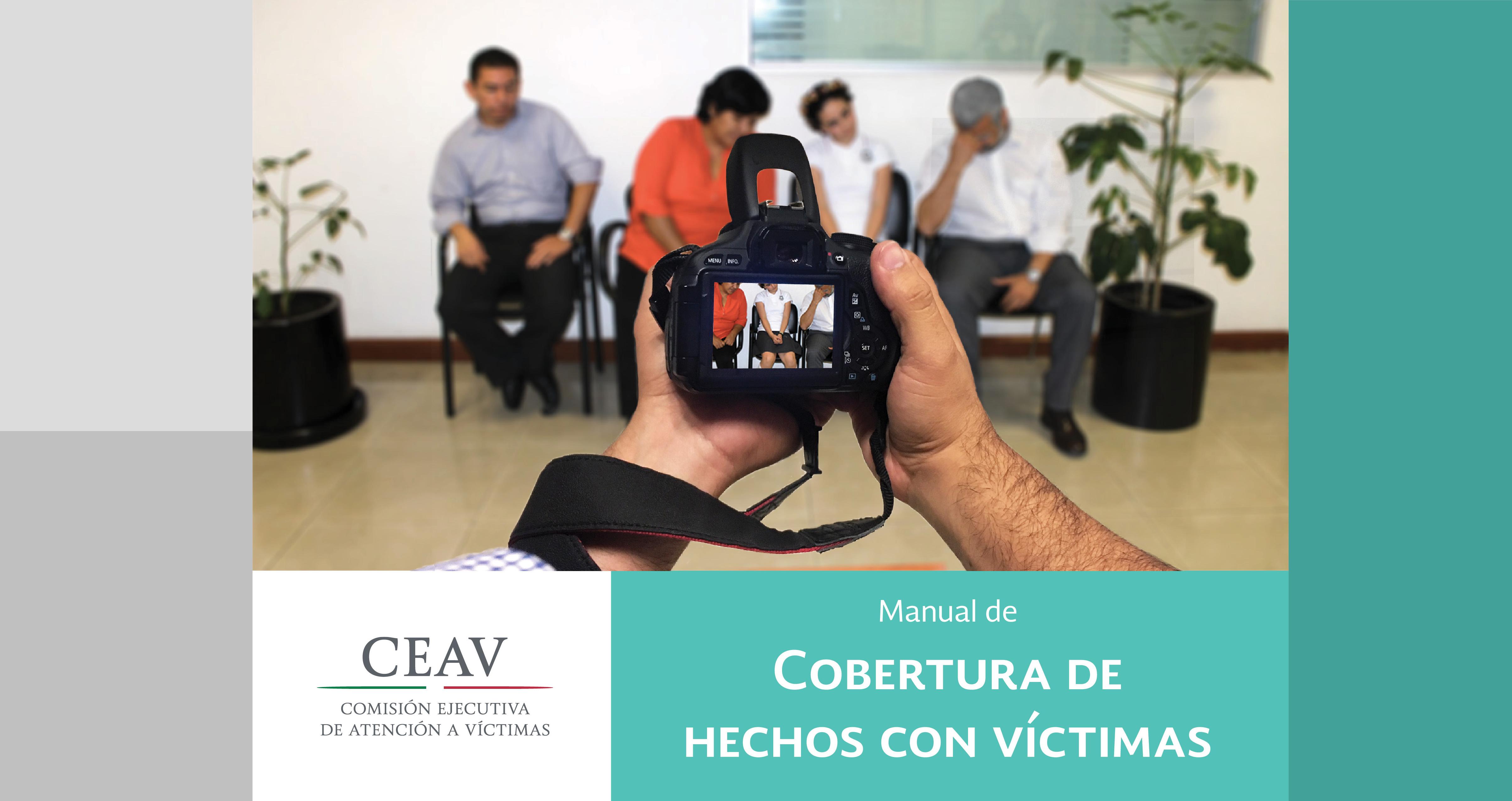 Manual de cobertura de hechos con víctimas