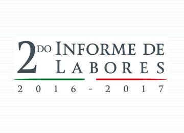 Segundo Informe de Labores 2016-2017