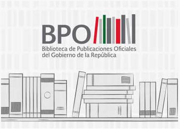 Biblioteca de Publicaciones Oficiales del Gobierno de la República.