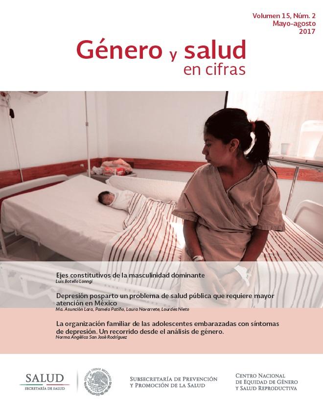Género y Salud en Cifras, Vol. 15 Num. 2. Mayo - Agosto 2017
