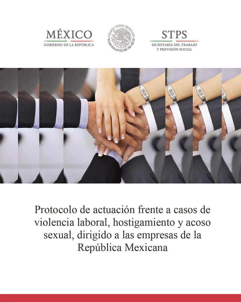 Que hacer en caso de acoso sexual en el trabajo en mexico