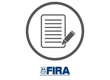 Documentos de FIRA.