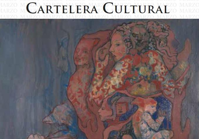Cartelera Cultural SHCP Marzo 2018