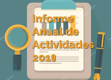 Informe Anual de Actividades del Comité de Ética y de Prevención de Conflictos de Interés (CEPCI) 2019.