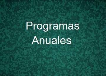Programa Anual de Obras Públicas y servicios relacionados con las mismas 2018