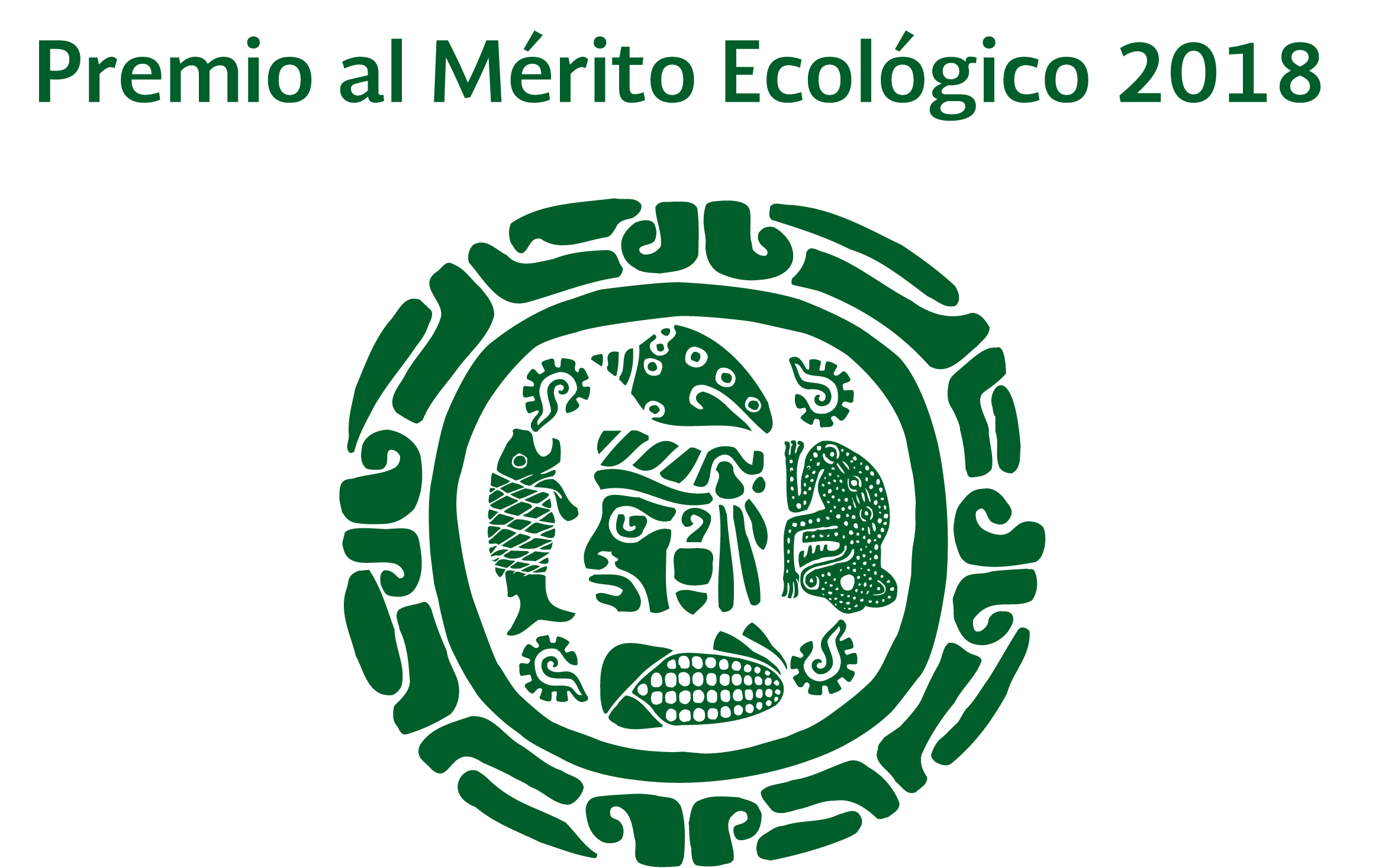 Convocatoria al Premio al Mérito Ecológico 2018